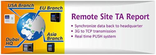 Remote TA Report