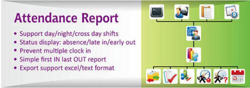 Attendant Report