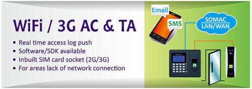 WiFi / 3G / 4G