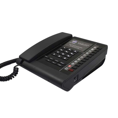 * Single or Two Line phone * Comply with SIP protocols * Single Hi-Speed Ethernet Ports * Dual Hi-Speed Ethernet ports * Dual USB charging can be added Near Field Communications Stereo Bluetooth AnyConnect Cable SmartSense Radio Multimedia Audio Support