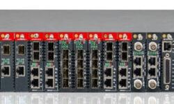 Ethernet based aggregation platform, which incorporates a 24+4 port L2 Gigabit Ethernet switch.