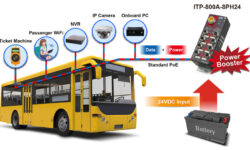 Complete bus automation solution, monitor the complete environment of the transport system, include the number of access permitted at any given time.